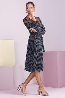 Next Lace Wrap Dress