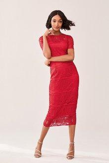 Next Premium Lace Dress