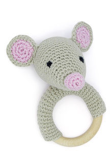 Hardicraft DIY Baby Rattle Crochet Kit - 231502