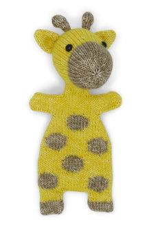 Hardicraft DIY Knitting Animal Snuggle Toy Kit - 231503