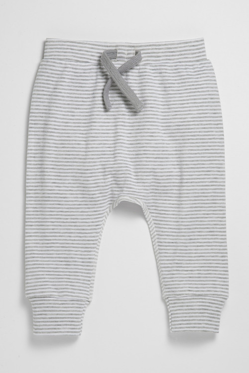 Pumpkin Patch Infants Organic Pants with Tie Yarn Dye