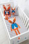 Freddie Fox Knitted Toy