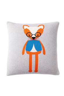 Freddie Fox Knitted Cushion