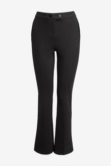 Next Ponte Boot Cut Trousers- Tall