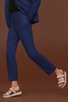 Next Tailored Fit Suit: Taper Trousers - 231706