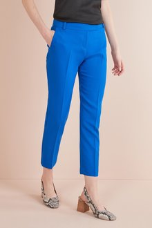 Next Emma Willis Relaxed Cropped Slim Trousers - 231716