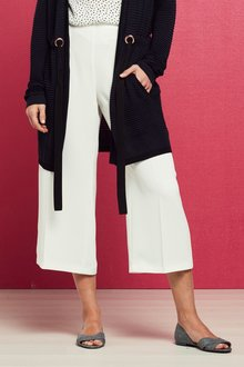 Next Button Culottes - 231725
