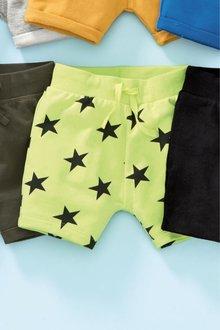 Next Star All Over Print Shorts (3mths-7yrs)