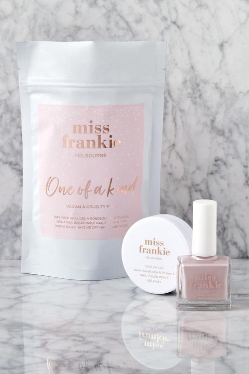 Miss Frankie I Prefer Champagne Nail Polish Set