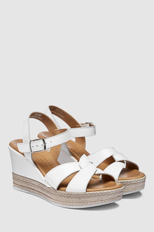 Next Forever Comfort Two Part Wedges