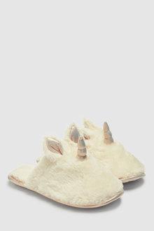 Next Unicorn Character Mule Slipper