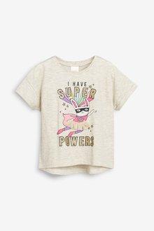 Next Superhero Character Short Sleeve T-Shirt (3mths-7yrs)