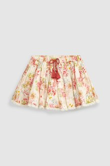 Next Floral Tie Waist Skirt (3mths-7yrs)