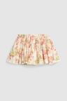 Next Floral Tie Waist Skirt (3mths-7yrs)