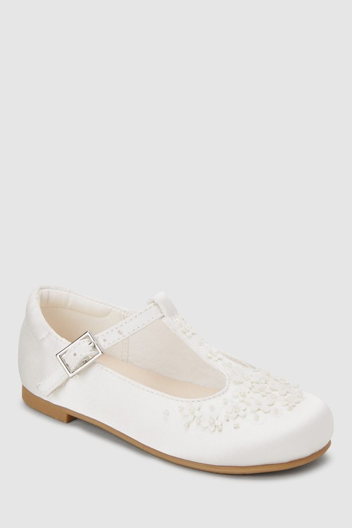 Next Flower T-Bar Shoes (Younger)