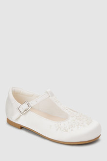 Next Flower T-Bar Shoes (Younger) - 232037