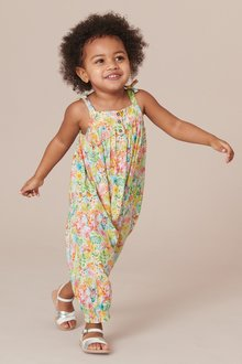 Next Printed Jumpsuit (3mths-7yrs)