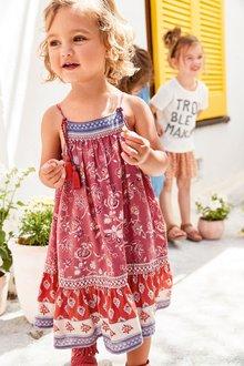 Next Print Maxi Dress (3mths-7yrs)