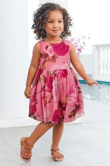 Next Floral Dress (3mths-7yrs)