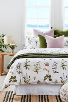 Wildflower Duvet Cover Set