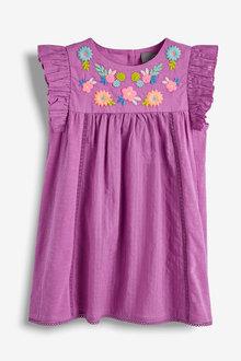 Next Embroidered Dress (3mths-7yrs)