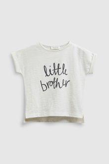 Next Brother T-Shirt (0mths-2yrs)