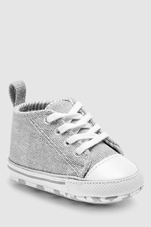 Next Skate Lace-Up Pram Boot (0-24mths) - 232149