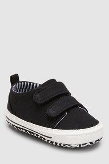 Next Two Strap Pram Shoes (0-24mths) - 232153