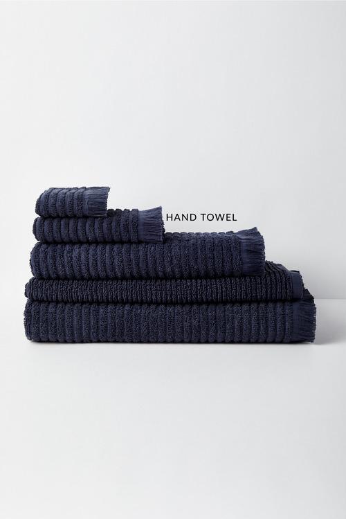Rib Hand Towel