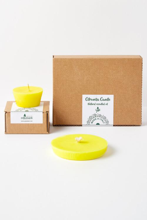 Graziani Citronella Candle Refill