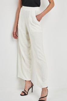 Next Utility Linen Trousers