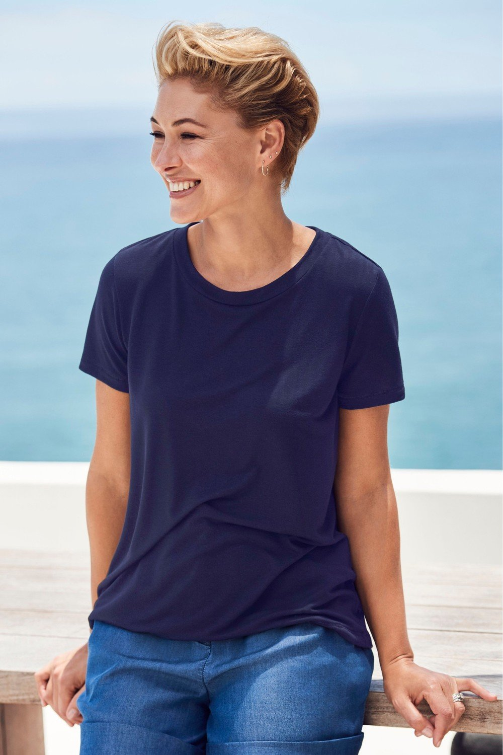 clearance shop best sellers choose genuine Next Emma Willis Basic T-Shirt