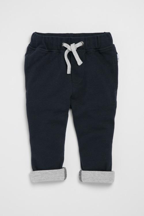 Pumpkin Patch Infants Jogger Pants Knit Textured