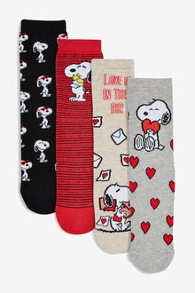 Next Love Ankle Socks Four Pack