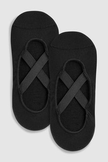 Next Yoga Footlets Two Pack