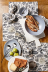 Cuisine Placemats Set of Four