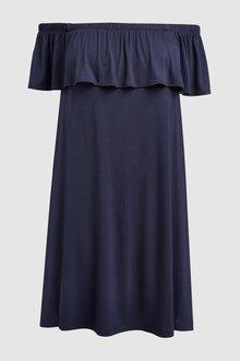 Next Bardot Dress- Tall
