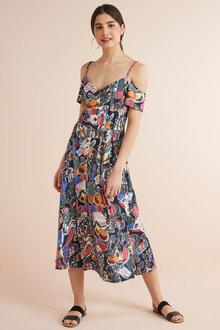 Next Midi Dress- Tall