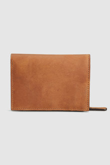 Next Leather Zip Around Bifold Wallet - 232555
