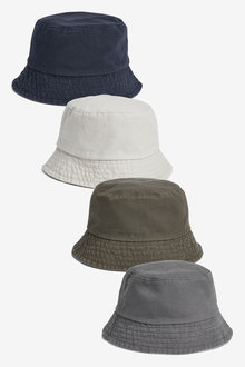 Next Reversible Bucket Hats Two Pack
