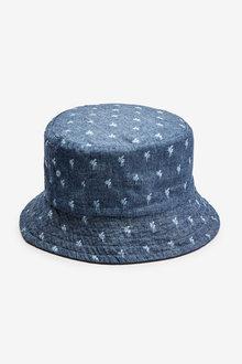 Next Palm Tree Printed Bucket Hat