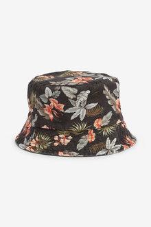 Next Floral Bucket Hat