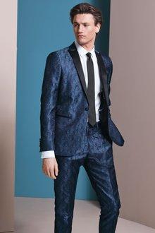 Next Jacquard Suit: Jacket