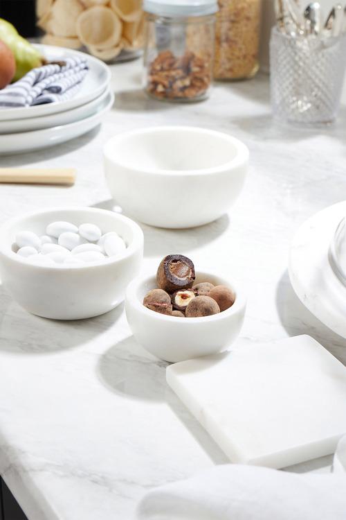 Marble Bowls Set of Three