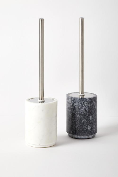Marble Toilet Brush Holder
