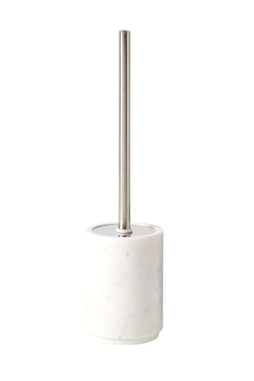 Marble Toilet Brush Holder
