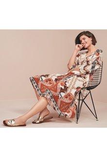 Next Asymmetric Wrap Dress- Tall