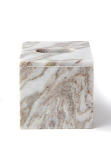 Marble Tissue Box Cover - 232683