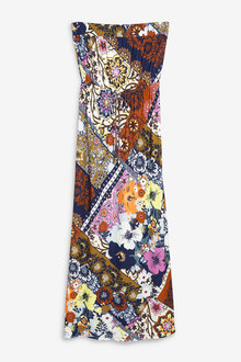 Next Bandeau Maxi Dress