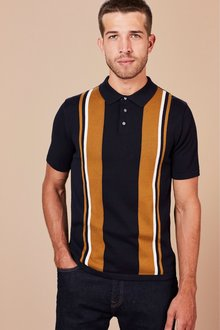 Next Vertical Stripe Polo